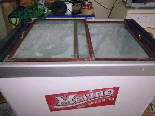 tủ lạnh kem Merino