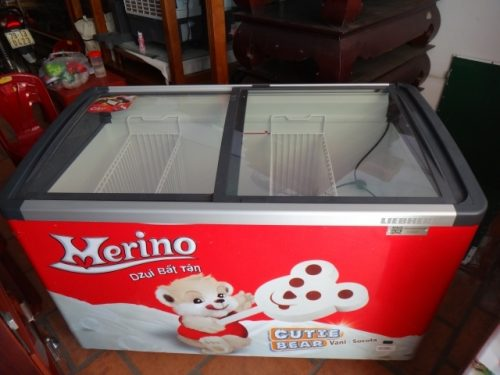Tủ lạnh kem Merino 300l và 400l khác nhau như thế nào?